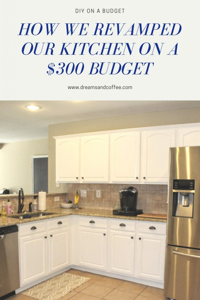 How We Revamped Our Kitchen on a Budget