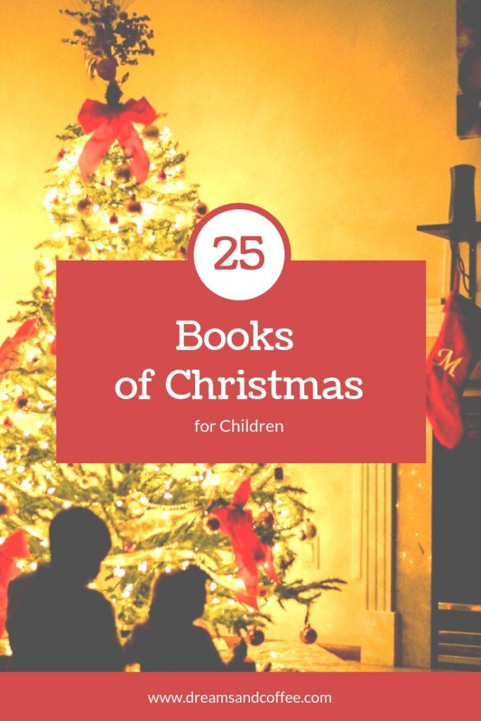 25 Books of Christmas for Children