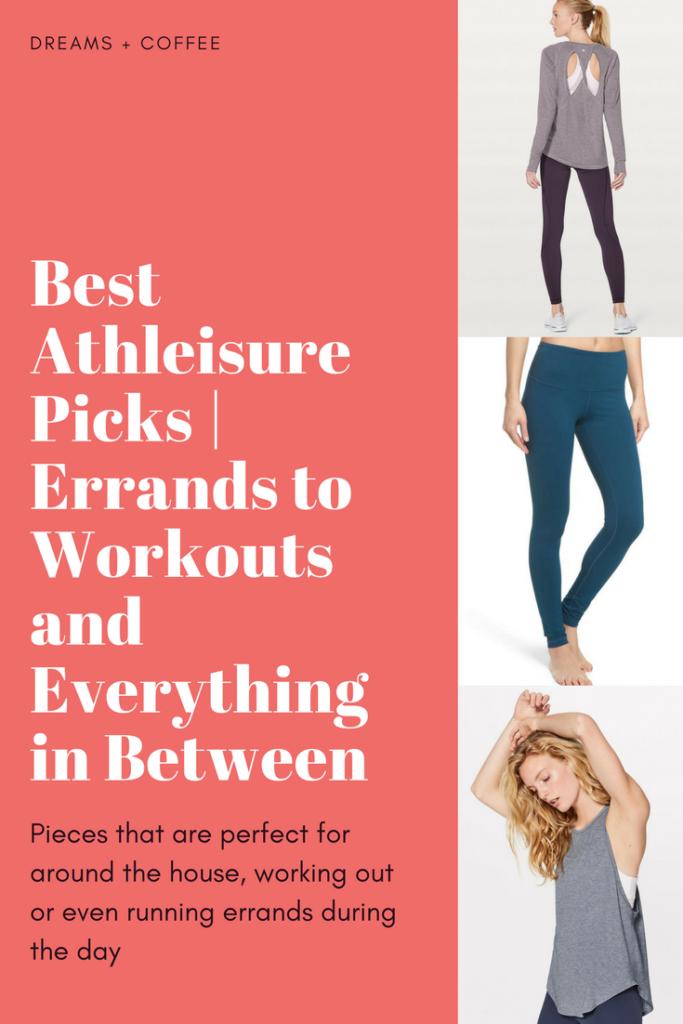 Best Athleisure Picks