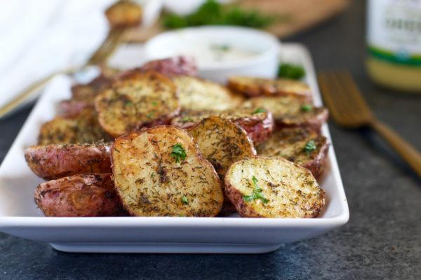 garlic ranch potatoes paleo