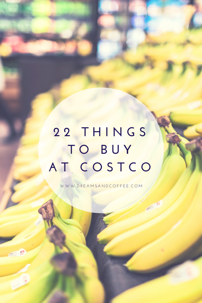Best Food to Buy at Costco