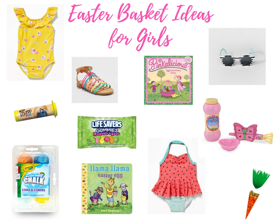 Fun inexpensive easter basket ideas for the little girls in your life fun easter basket ideas for girls negle Gallery