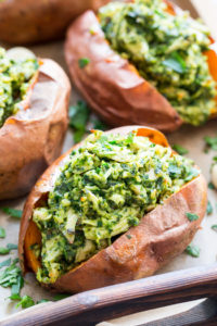 clean eating meal plan pesto chicken