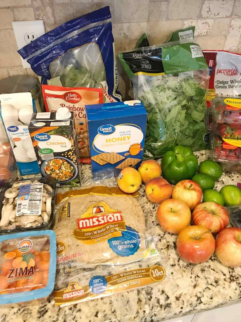 Healthy Grocery Haul - Paleo and Clean Eating