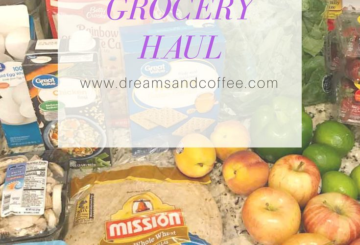 This Week's Healthy Grocery Haul