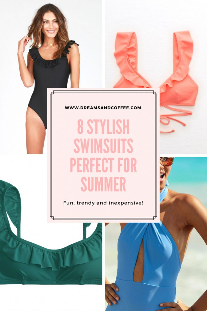 021f491729 The Best Stylish Swimsuits for Summertime