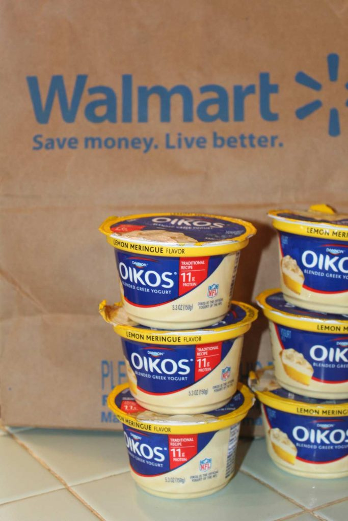 Healthy Cheesecake with Oikos Greek Yogurt