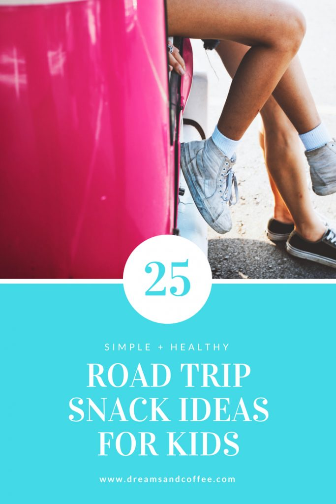 Road Trip Snacks for Kids