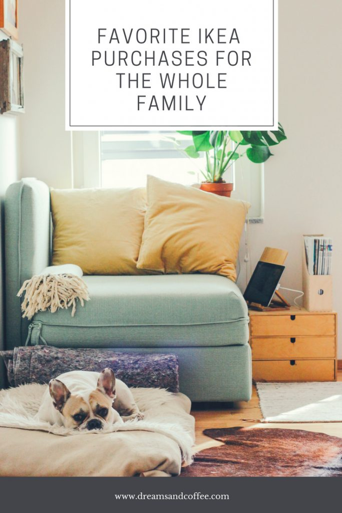 Favorite IKEA Products for the Whole Family