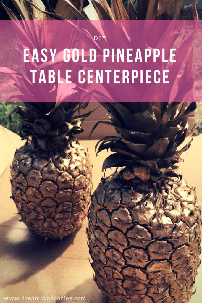 Pineapple Birthday Party Decor Ideas