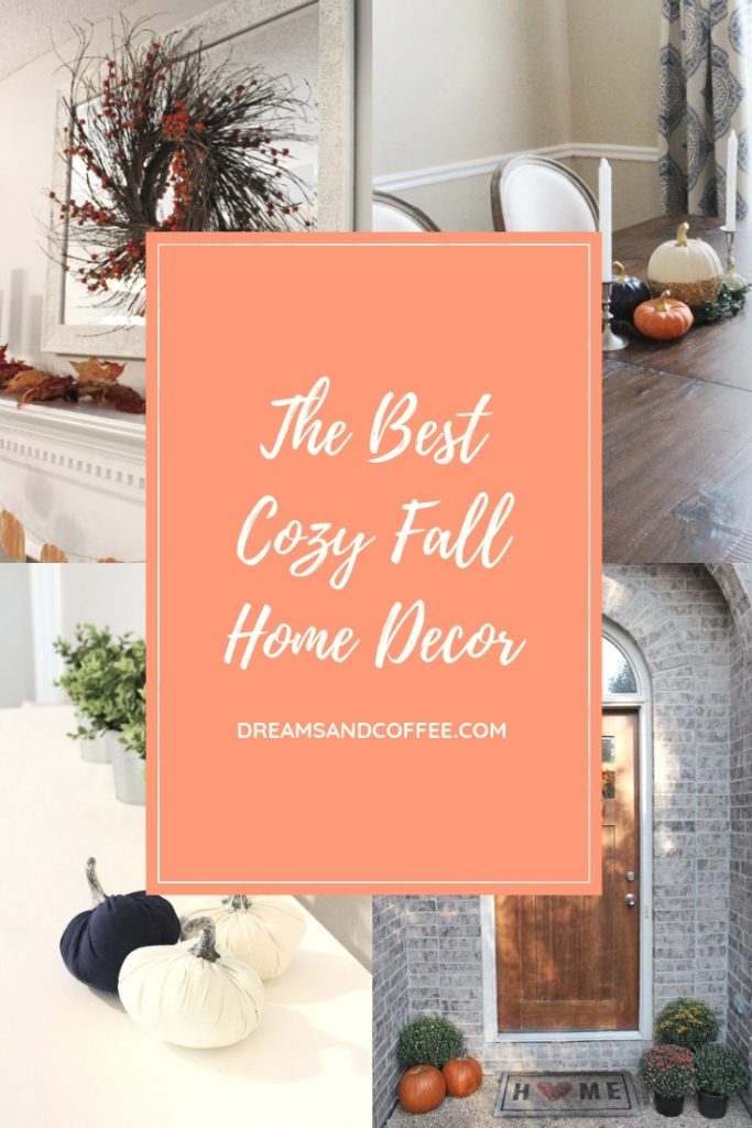 The Best Cozy Fall Decor for the Home