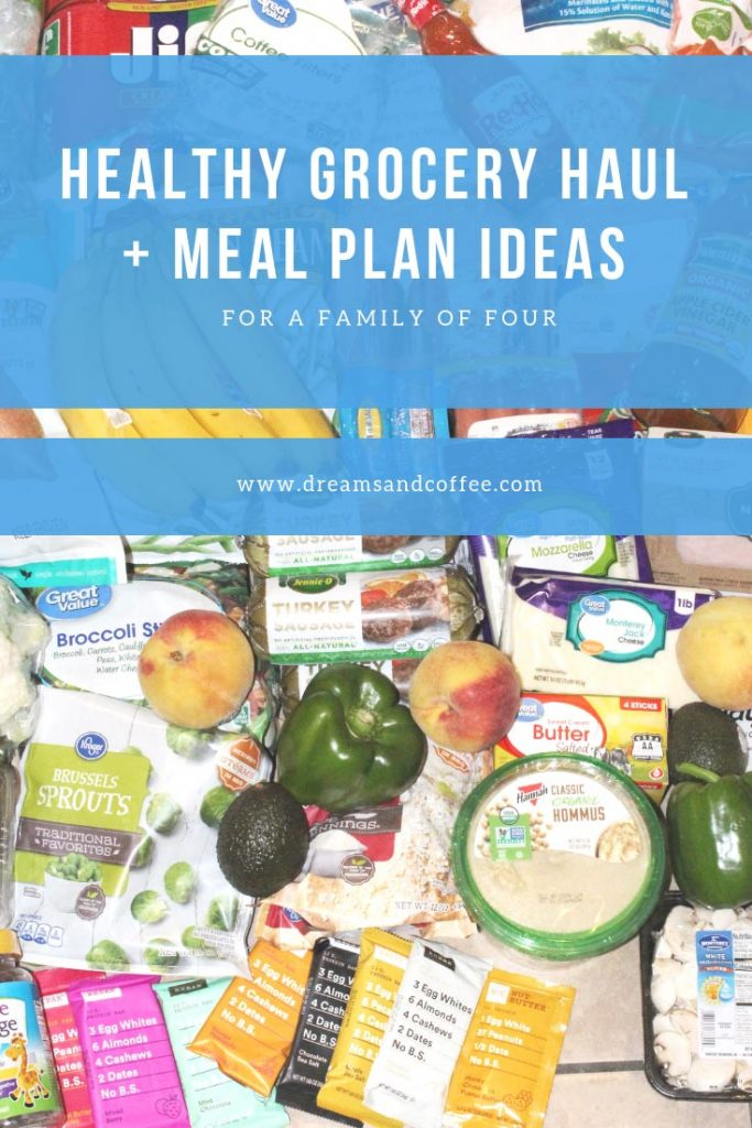 Healthy Grocery Haul for a Family of Four | Paleo + Whole30