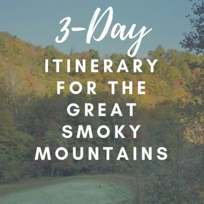 Fall Getaway to the Smoky Mountains of North Carolina
