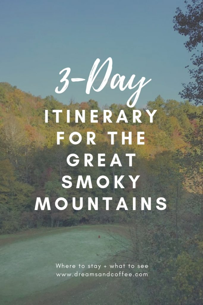 Great Smoky Mountains Fall Getaway