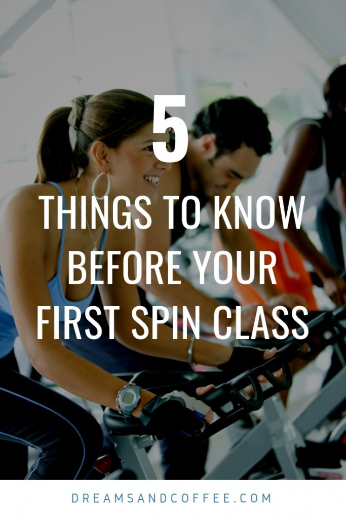 Tips for Taking Spin Class