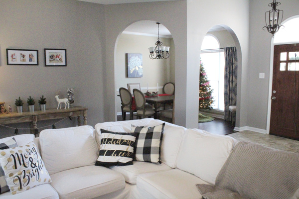 Cozy Holiday Home Decor