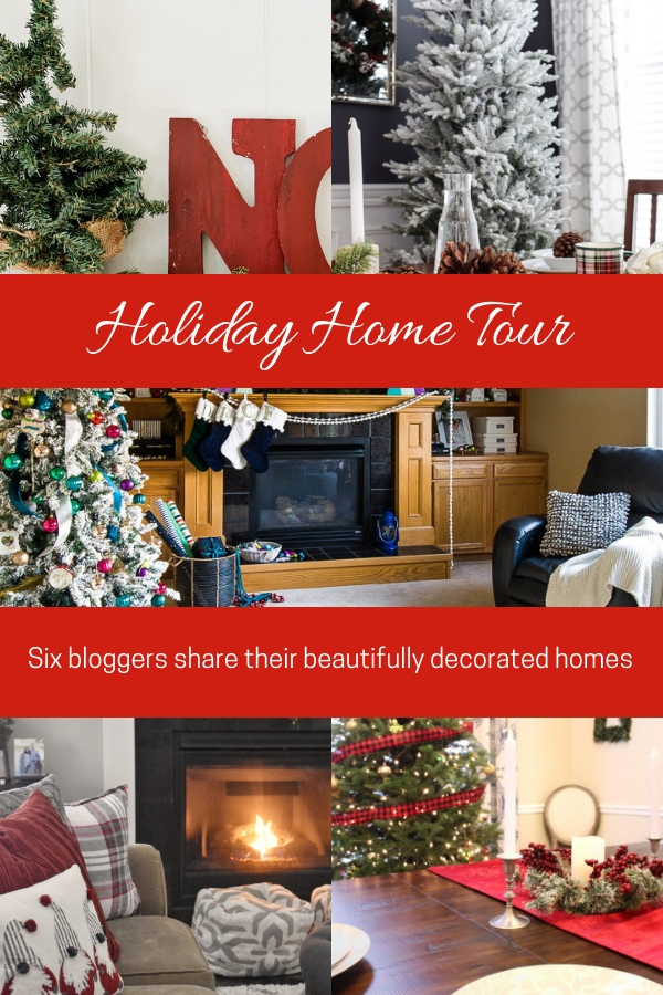 Cozy Holiday Home Tour - Six Bloggers Share Their Beautifully Decorated Homes