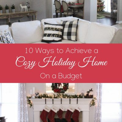 Cozy Holiday Home Tour | Christmas in Memphis