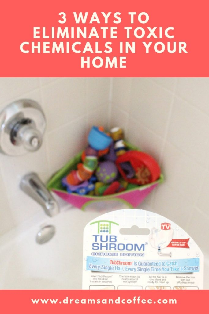 Eliminating Toxic Chemicals In Your Home with TubShroom