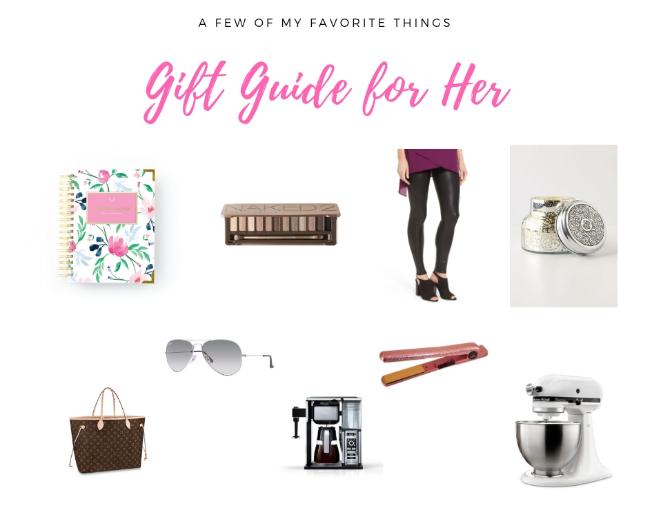 The Best Gift Guide for the Women in Your Life