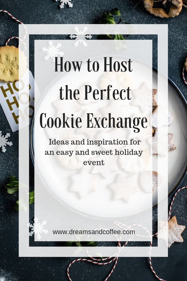 How to Host the Perfect Holiday Cookie Exchange Party