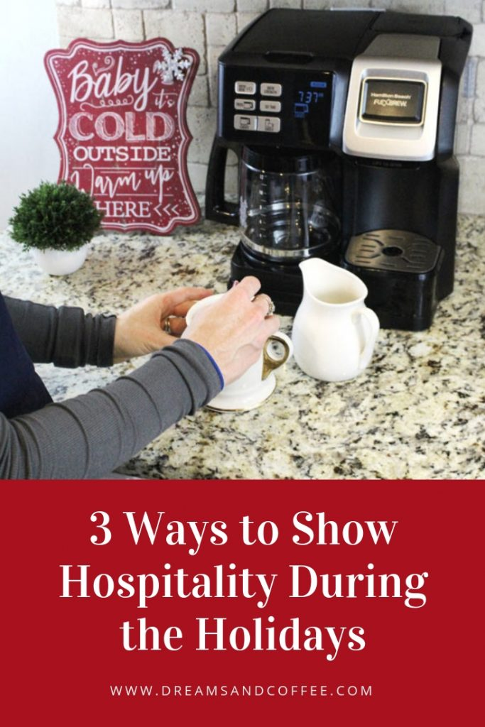 How to Show Hospitality to Houseguests During the Holidays