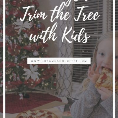 Fun Ways to Trim the Christmas Tree with Kids
