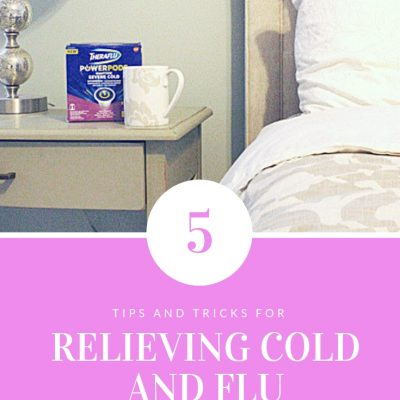 How I'm Doing Sick Differently This Cold and Flu Season