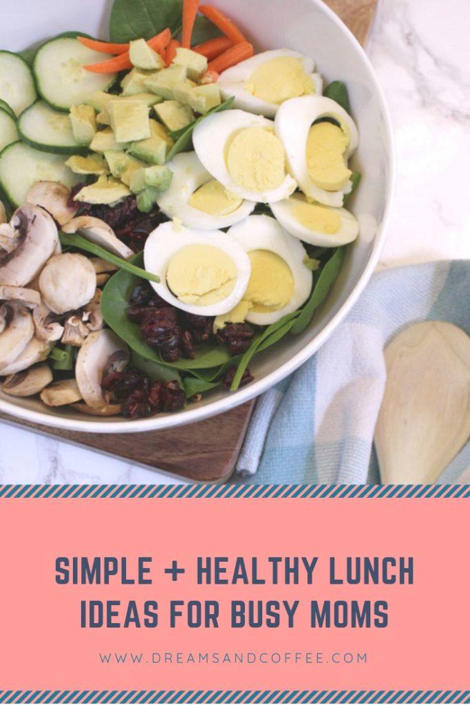 Healthy + Dairy-Free Cobb Salad