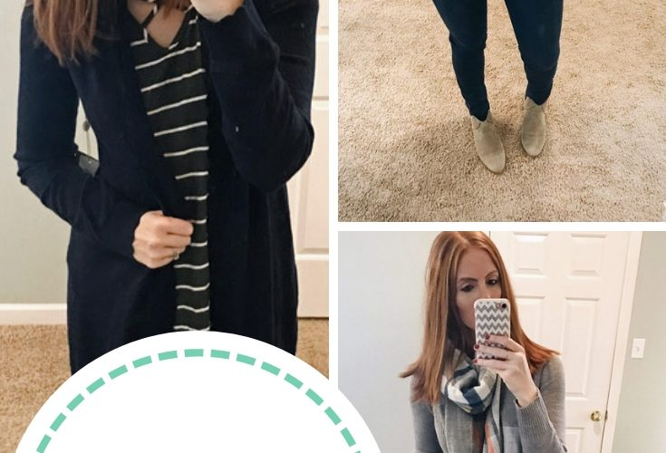 Stitch Fix Review + Try-On Session | January
