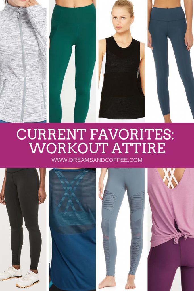 Workout Attire Favorites for Women