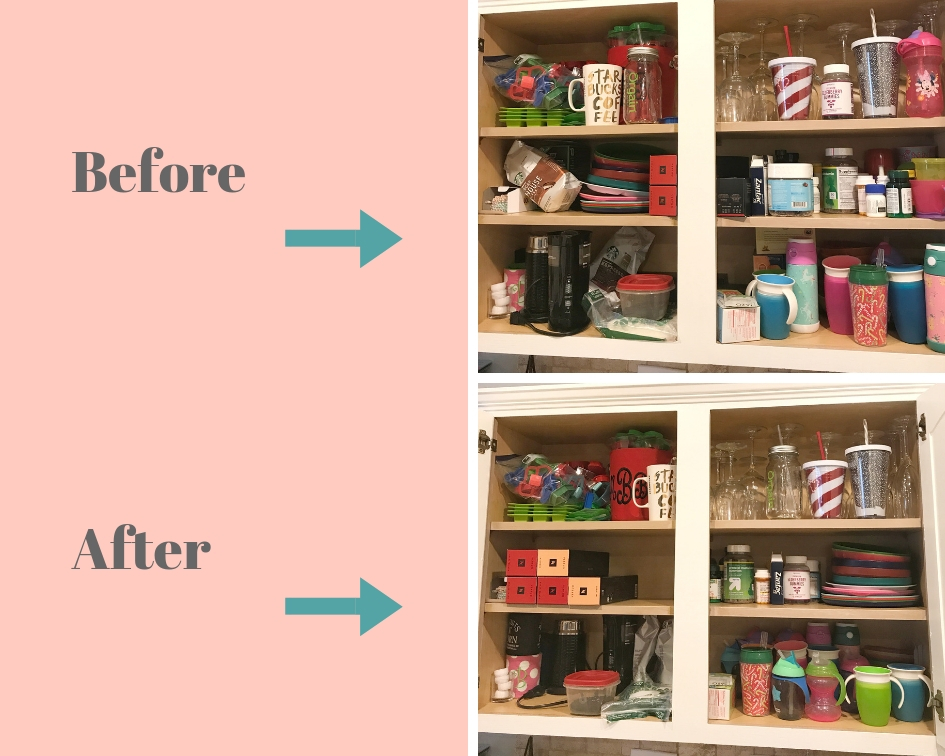 Tips for Decluttering Kitchen and Pantry