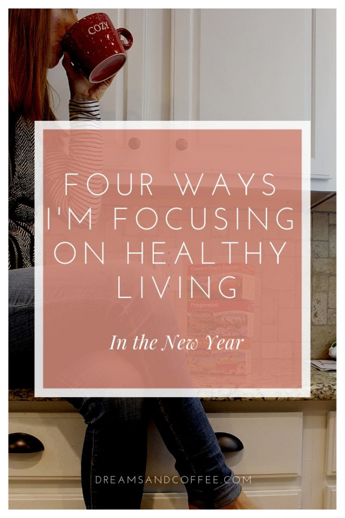 Focusing on Healthy Living in the New Year