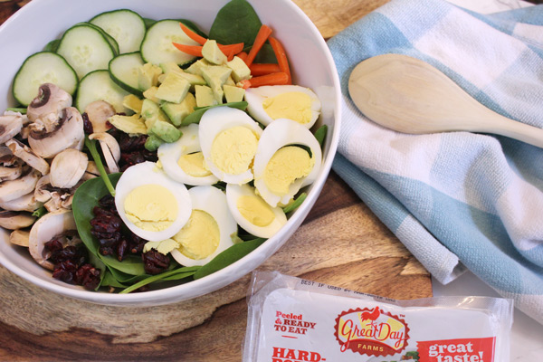 Healthy Lunch Ideas and Meal Prep for Busy Moms