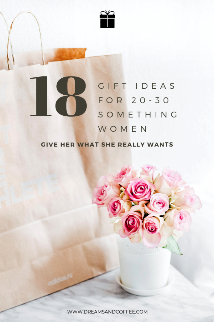 Birthday Wish List for 20-30 Something Women In Your Life