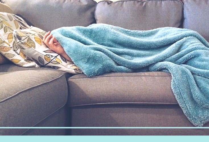 How to Have a Sick Day When You're a Mom