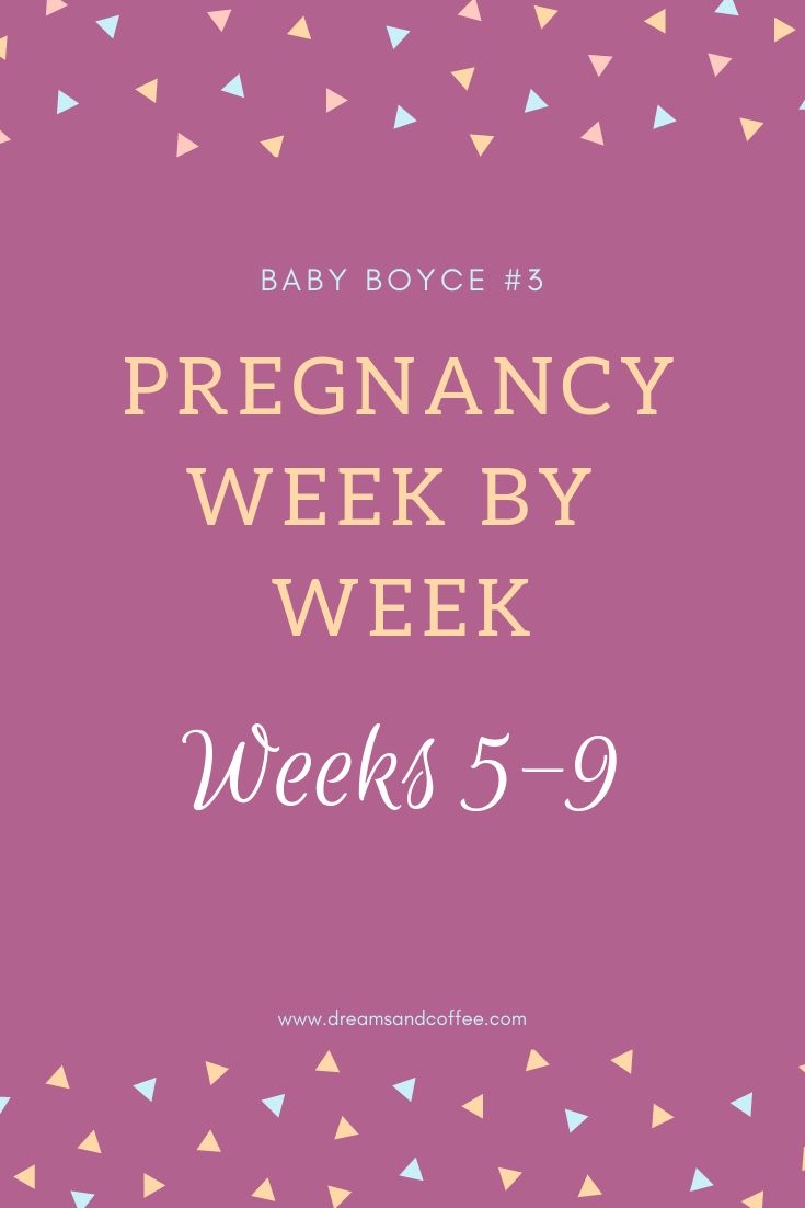 Pregnancy Week By Week | Weeks 5-9