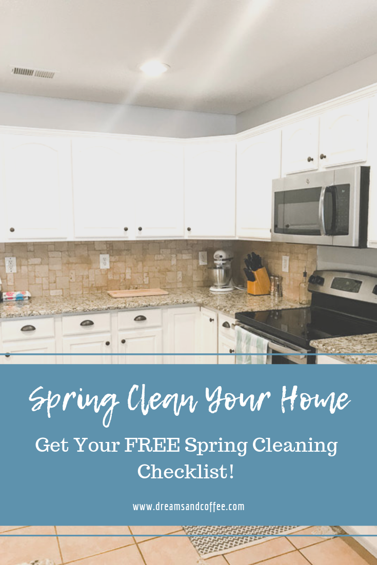 Join Us for the Spring Cleaning Challenge