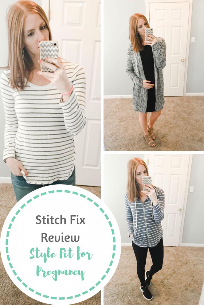 Stitch Fix Maternity Review