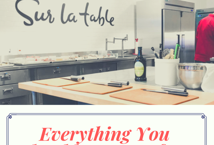 A Fun Date Night Idea | Take a Cooking Class