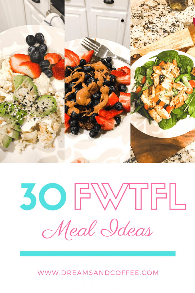 Over 30 Faster Way to Fat Loss Meal Ideas - Breakfasts, Lunches, Dinners + Snacks!