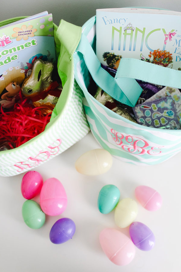 Affordable Easter Basket Ideas for Kids