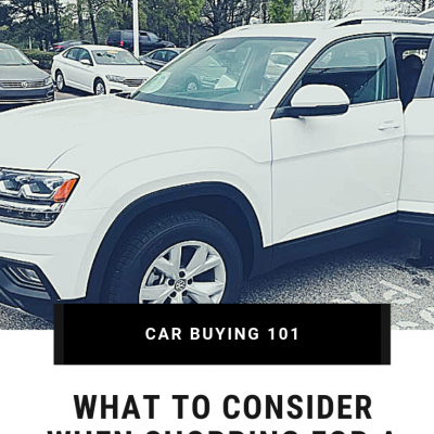 Biggest Considerations for Buying the Best Family Car