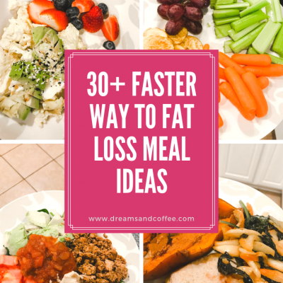 My Favorite Faster Way to Fat Loss Meal Ideas