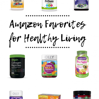 My Amazon Favorites | Healthy Living