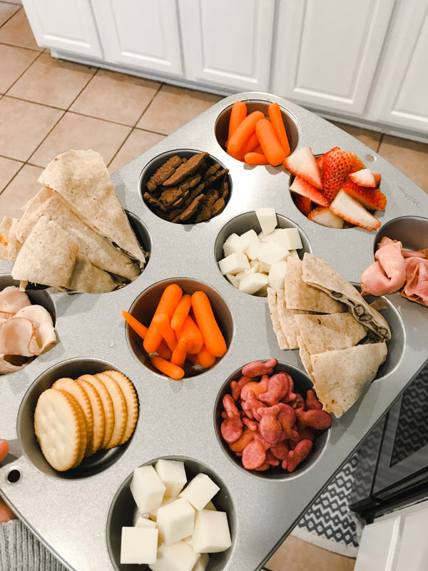 Easy Snack Tray Ideas for Kids