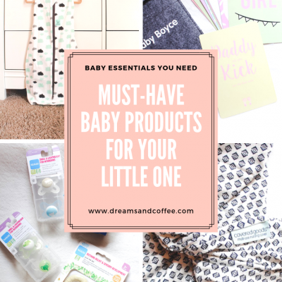 My Favorite Baby Products | Must-Haves for Your Little Ones