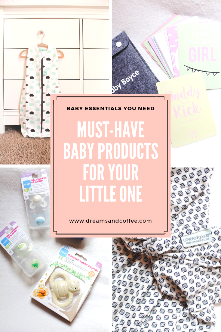 Favorite Baby Products from a Mama of Three Little Ones