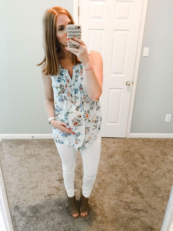 Stitch Fix Maternity Review