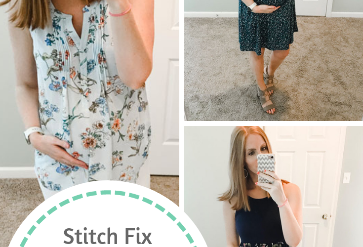 Stitch Fix Maternity Review | Warm Weather Style